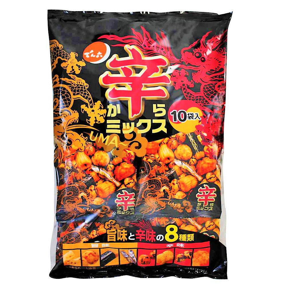 天六辣味什錦豆果子(10袋入)(260g)