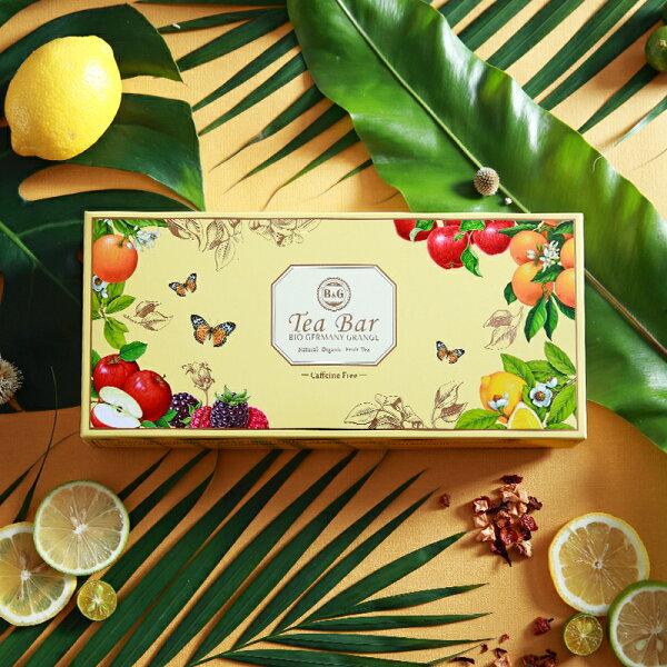 德國農莊TeaBar:【B&G德國農莊TeaBar】沁甜果漾水果茶禮盒