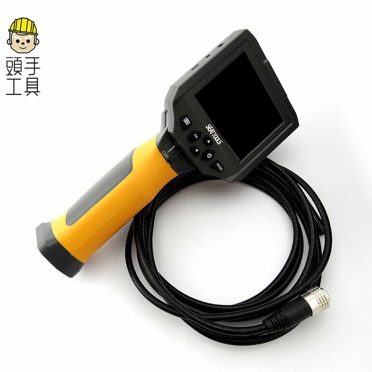 頭手工具 管路 針孔內視鏡 1米蛇管 防水防油 探照鏡 抓漏水 水管攝像機 VB300B 管道探測