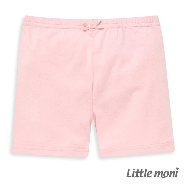 Littlemoni家居系列內搭安全褲-粉紅