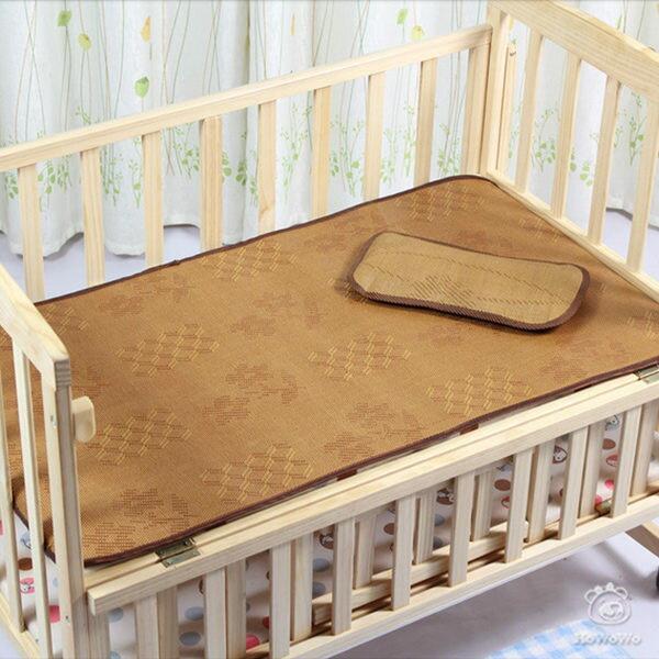 嬰兒床涼墊 寶寶涼蓆 藤蓆(不含枕頭) 嬰兒用品 JB0082 好娃娃