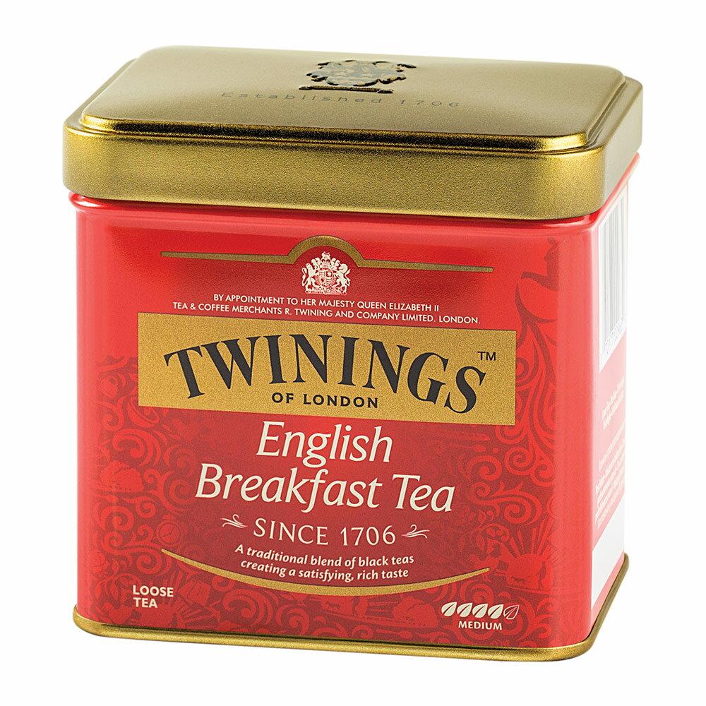 Twinings 唐寧茶 英倫早餐茶(100g)│9481生活品牌館