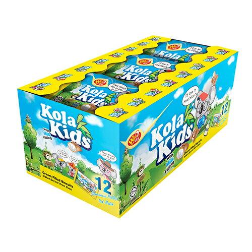 Win2無尾熊牛奶味夾心餅192G【愛買】