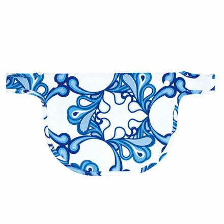 naforye 拉孚兒【揹巾好朋友】口水兜-情繫太平洋【悅兒園婦幼生活館】