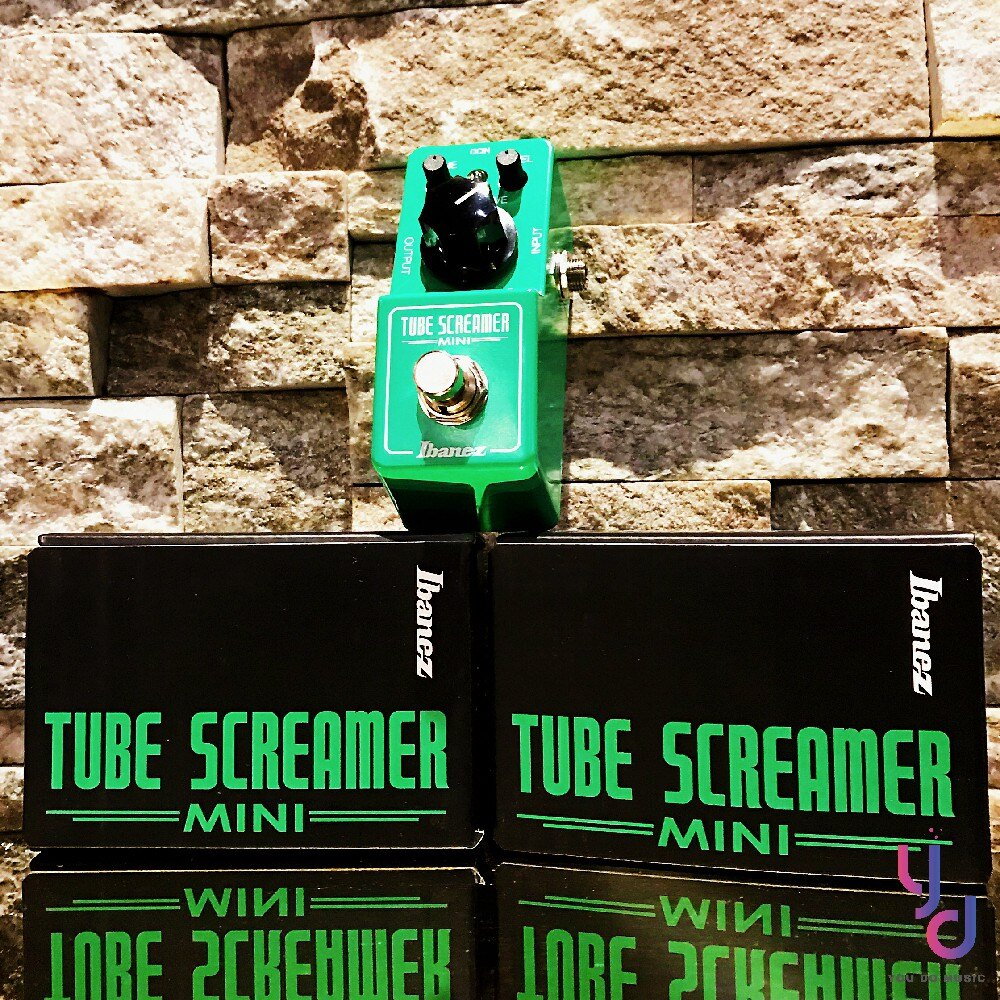 亞都音樂YouDoMusic 現貨免運 送變壓器 日本製造 Ibanez TS-9 Mini TS9 Tube Screamer 破音 效果器