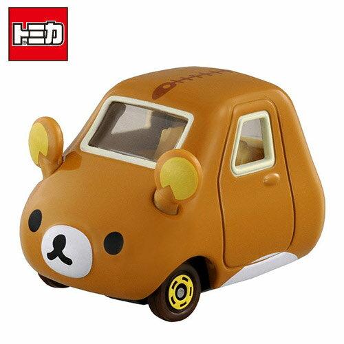 【日本正版】Dream TOMICA 多美小汽車 拉拉熊 汽車 No.155 懶懶熊 Rilakkuma - 466420