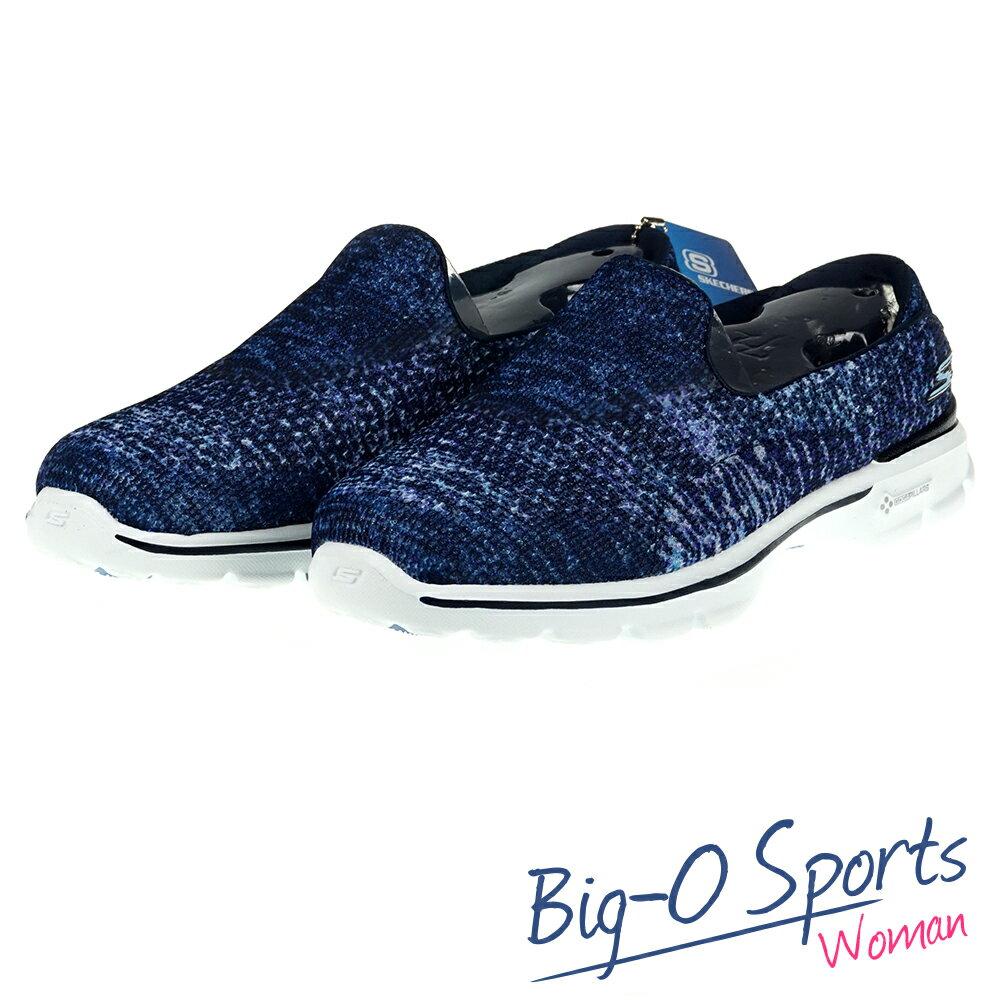 SKECHERS GO WALK 3 健走系列 女 14057NVW Big-O Sports