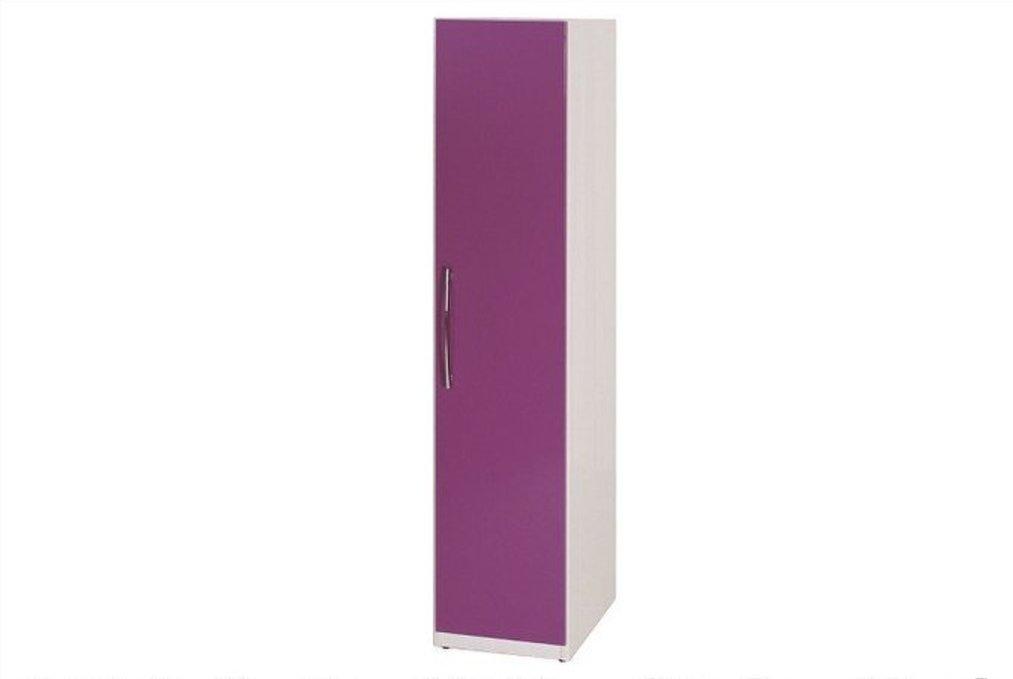 【石川家居】822-04 (紫/白色) 衣櫥 (CT-108) #訂製預購款式 #環保塑鋼P 無毒/防霉/易清潔