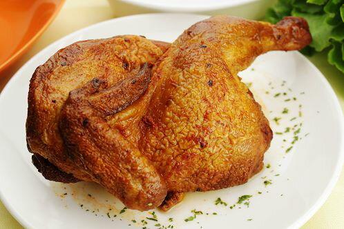 【卜蜂】熟化墨西哥烤半雞380g