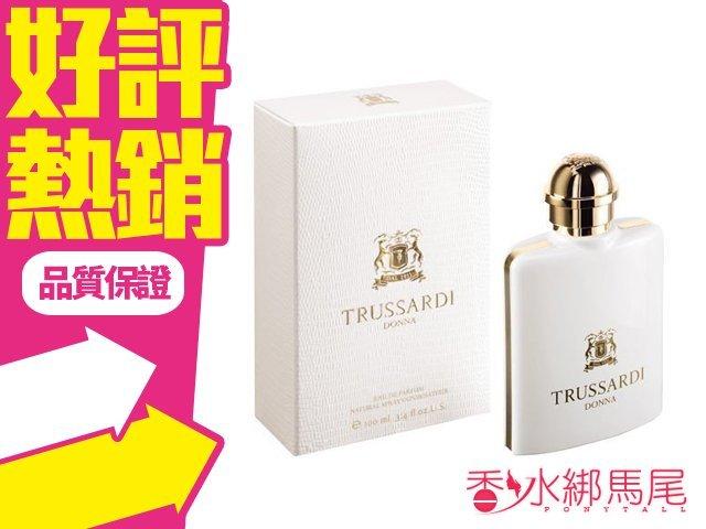 TRUSSARDI DONNA 女性淡香精 香水空瓶分裝 5ML?香水綁馬尾?