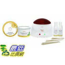 [宅配促銷到2月1日] Gigi Brazilian Kit14 Ounce蜜蠟 加熱器組 巴西硬蠟除毛技術 CC13