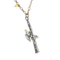 〔APM飾品〕日本Palnart poc 田園交響曲二重奏項鍊