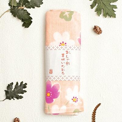 優雅風采日式毛巾擦手巾Ⅱ-雪割草◤apmLife生活雜貨◢