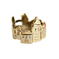〔APM飾品〕日本Luccica 老英格蘭浪漫之都戒指
