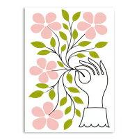 教師節禮物 教師節卡片推薦到〔APM飾品〕hand & flower 手執花語Alexander Girard萬用問候卡 (M size))就在APM推薦教師節禮物 教師節卡片