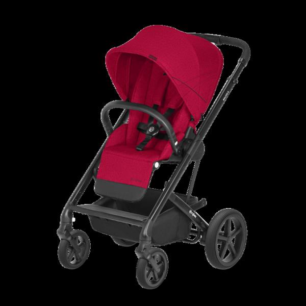 【2018全新上市】德國【Cybex】BALIOSS嬰兒手推車(0~4歲)紅色