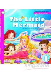 The Little Mermaid 小美人魚+3CD