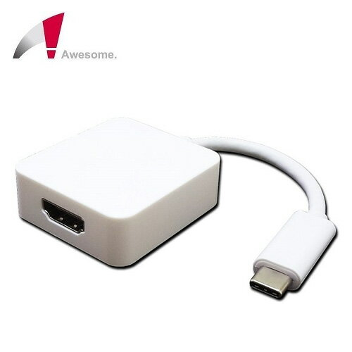 <br/><br/>  AWESOME USB3.1 TYPEC TO HDMI【三井3C】<br/><br/>