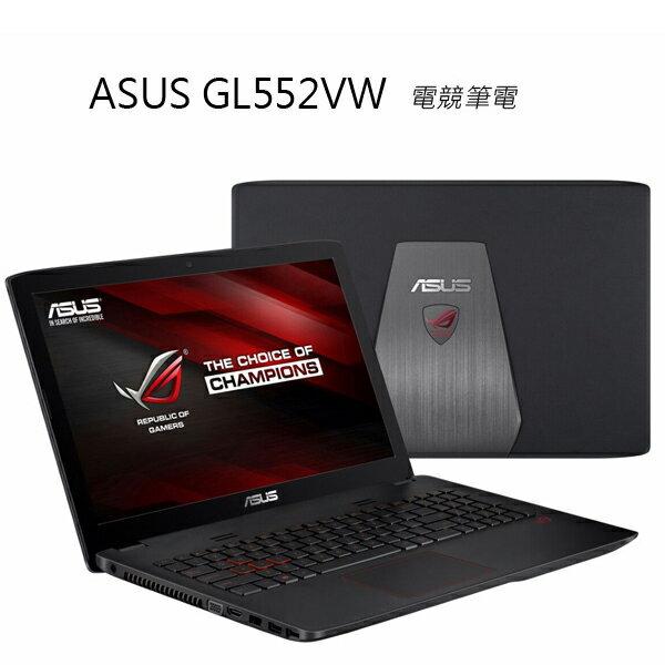 ASUS GL552VW-0061A6700HQ 128G SSD 電競筆電
