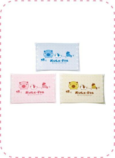 『121婦嬰用品館』大眼蛙KULE豬系列天然乳膠枕 - 限時優惠好康折扣