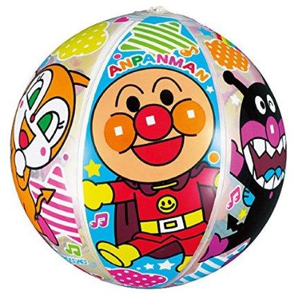 ~ 麵包超人 ~ANP 鈴鐺充氣球玩具