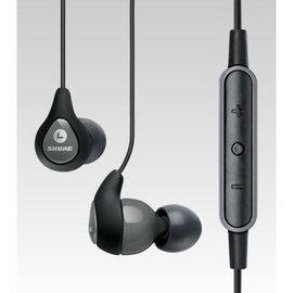 志達電子 SE112m+ 美國 SHURE 耳道式耳機 (富銘公司貨) For iPhone 6 iPad iPod