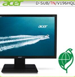 ACER V196HQL 18.5吋霧面LED顯示器