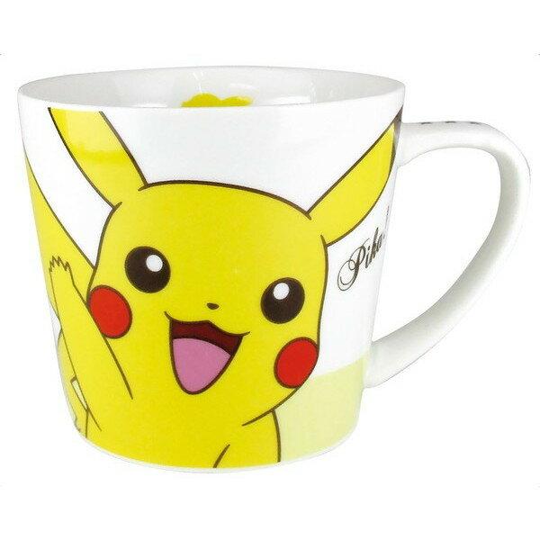 【真愛日本】18032200011馬克杯-皮卡丘HI寶可夢神奇寶貝皮卡丘陶瓷馬克杯杯子馬克杯杯子