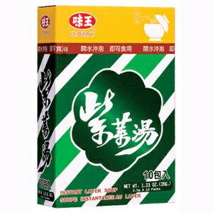 味王 紫菜湯 3.5g (10包入)/盒