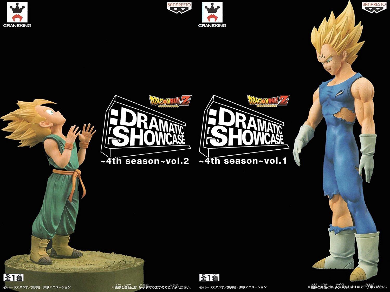 台灣代理版 七龍珠Z 經典 名場景 Dramatic Showcase 達爾 特南克斯 一套2款 公仔 DRAGON BALL Z