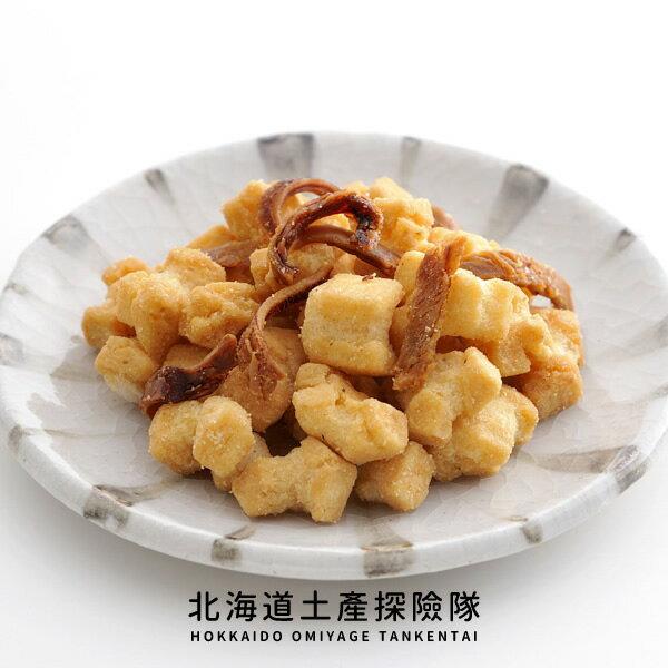 「日本直送美食」[北菓樓]開拓小米菓(松前魷魚)~北海道土產探險隊~