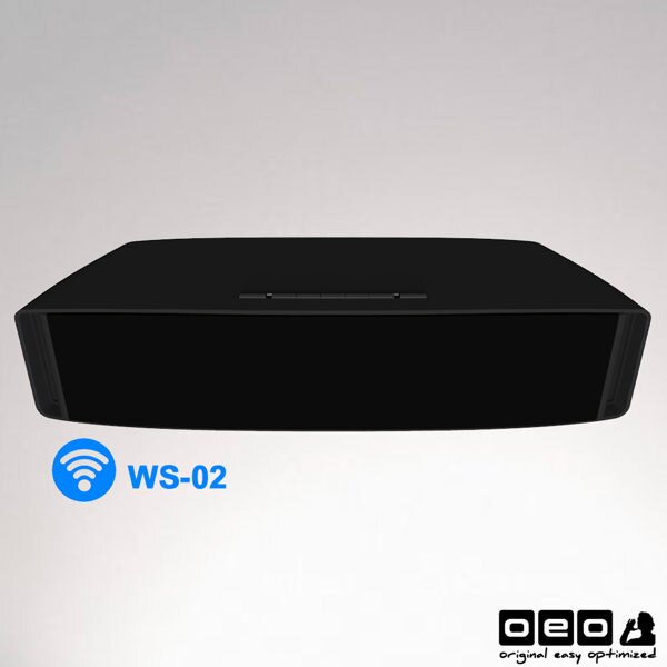 OEO AirBeats HD WiFi高音質無線喇叭  WS~02