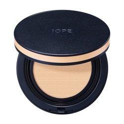 IOPE 完美恆采持色氣墊粉底 SPF50+/PA+++ 30g(含粉盒中粉蕊15g+補充蕊15g) 效期2021.11 【淨妍美肌】