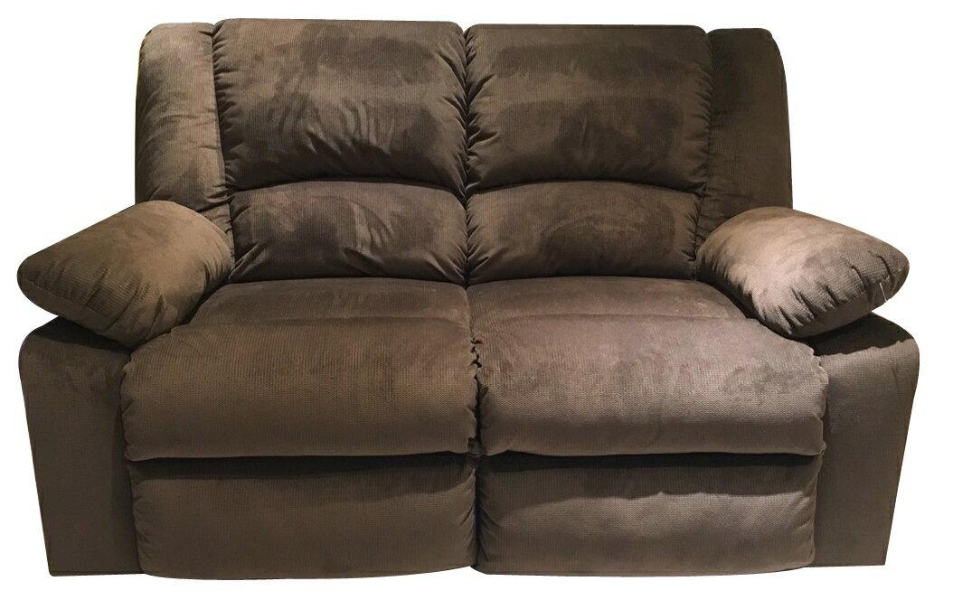 Ashley愛室麗家居 》U737 多功能雙人座沙發(咖啡色)