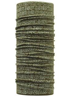 【【蘋果戶外】】BF107636BUFF美麗諾羊毛魔術頭巾復活島古文冬季保暖100%merino國理地理頻道