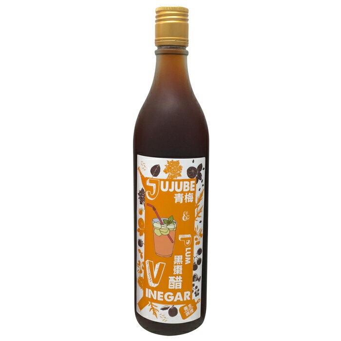 【永禎】青梅黑棗醋600ML /  健康果醋 /  促進腸胃健康 /  天然釀造 3