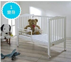 童心【Child Mind】奧斯頓大床-白 1
