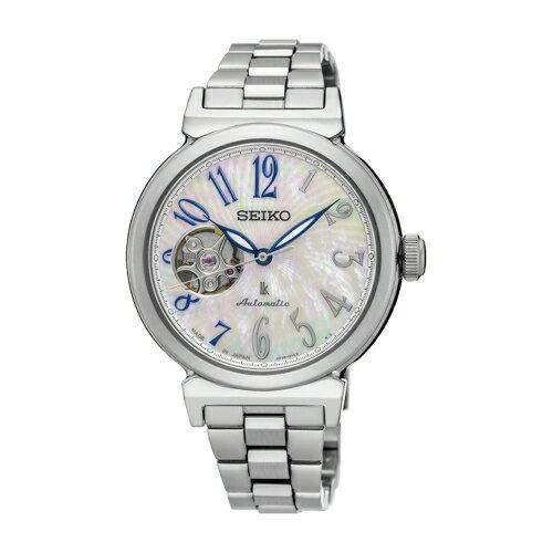 SEIKO LUKIA 繽紛亮眼經典機械錶女錶/4R38-01E0S(SSA839J1)