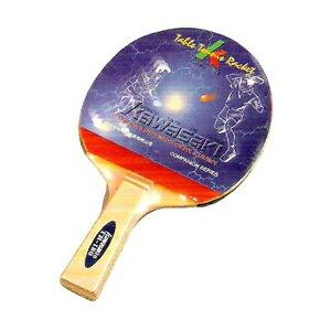 【KAWASAKI】乒乓球180A刀板桌球拍.運動.健身.乒乓球 P046-KPW180A