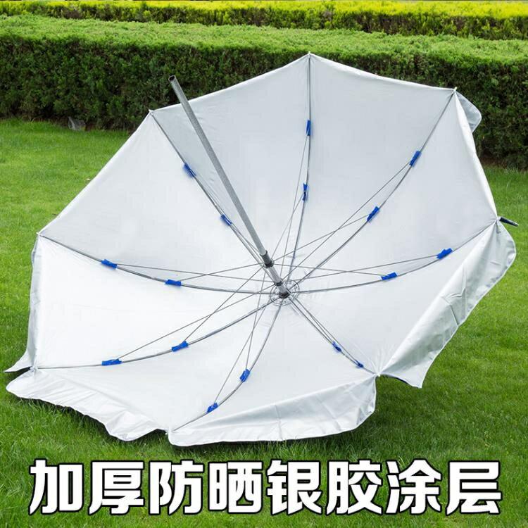 戶外遮陽傘太陽傘擺攤傘折疊雨傘防雨防曬【省錢大作戰 全館85折】