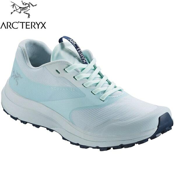 Arcteryx始祖鳥野跑鞋慢跑鞋運動鞋越野鞋NorvanLD女款22819露珠藍女神藍
