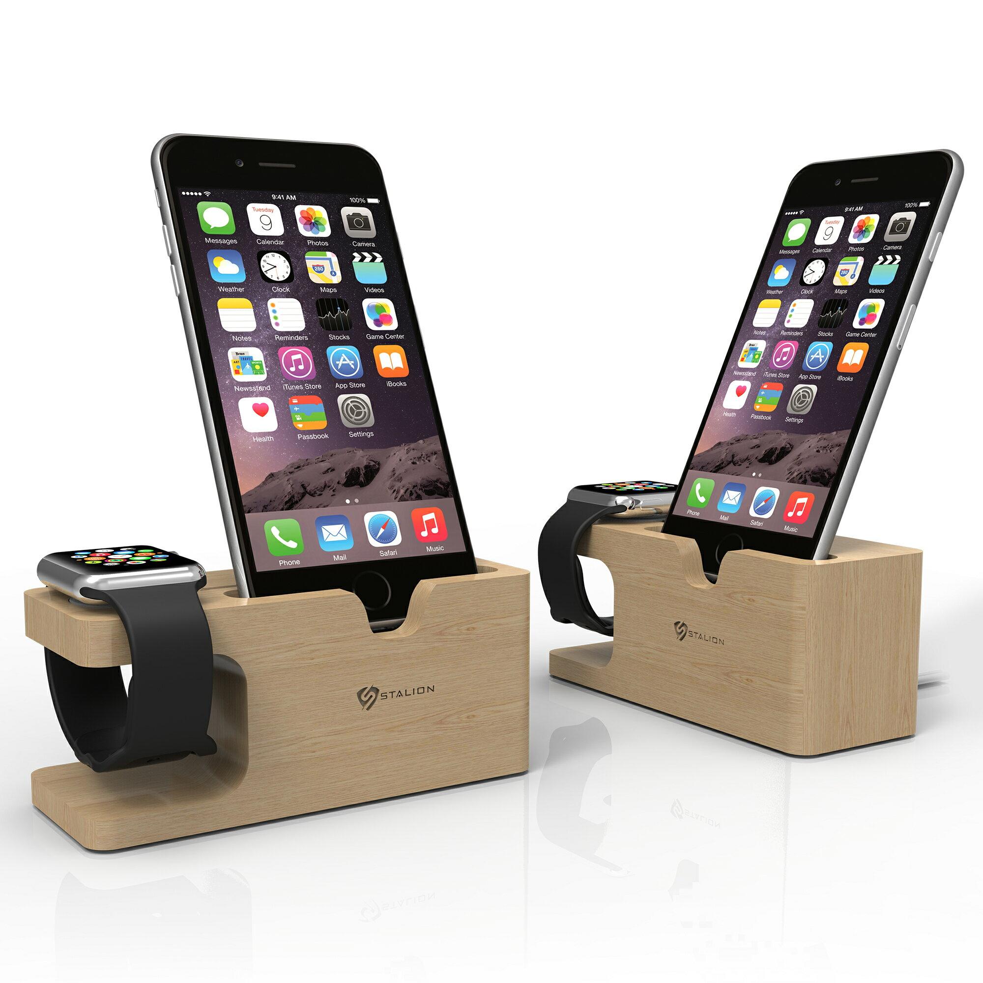 huge discount 43431 b7811 Apple Watch & iPhone X/6/6s/7/8 Plus Stand Charging Dock