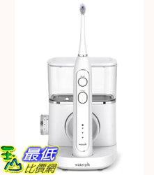 [7美國直購] Waterpik 沖牙機電動牙刷雙機一體 Sonic-Fusion? Professional, White with Chrome
