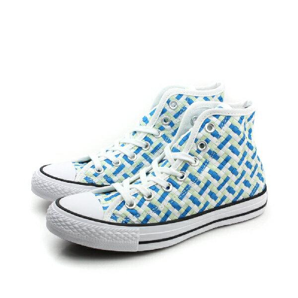CONVERSE Chuck Taylor All Star 休閒鞋 藍綠 女款 552908C no266 0