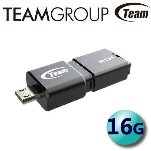 Team 十銓 16GB M131 OTG USB2.0 隨身碟