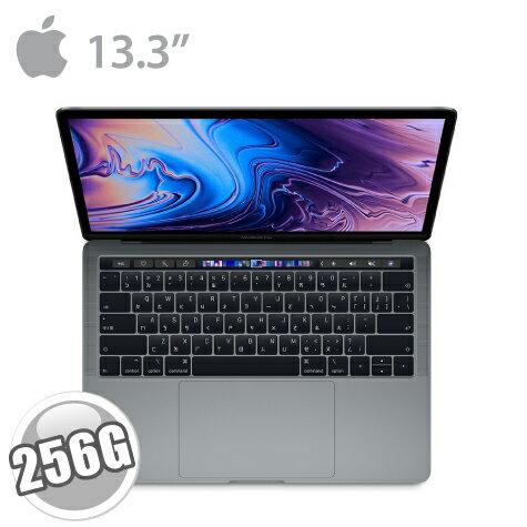 Apple MacBook Pro 13.3吋 1.4GHZ/8GB/256GB Touch Bar 灰*MUHP2TA/A 2019新款