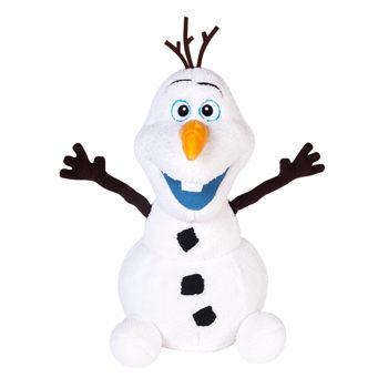 【美國 ZOOBIES X DISNEY】迪士尼多功能玩偶毯【正版授權】- Frozen 雪寶 Olaf
