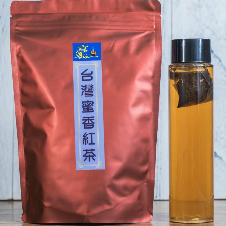 蜜香紅茶24包裝/5g三角立體冷泡茶包