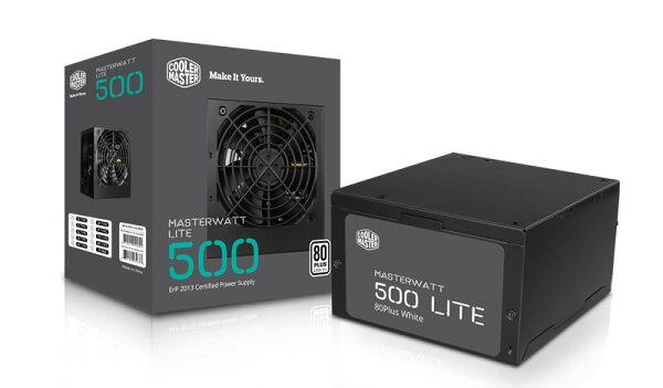 【迪特軍3C】COOLMASTERMasterWattLite系列MasterWattLite500W電源供應器PC電源供應器POWER