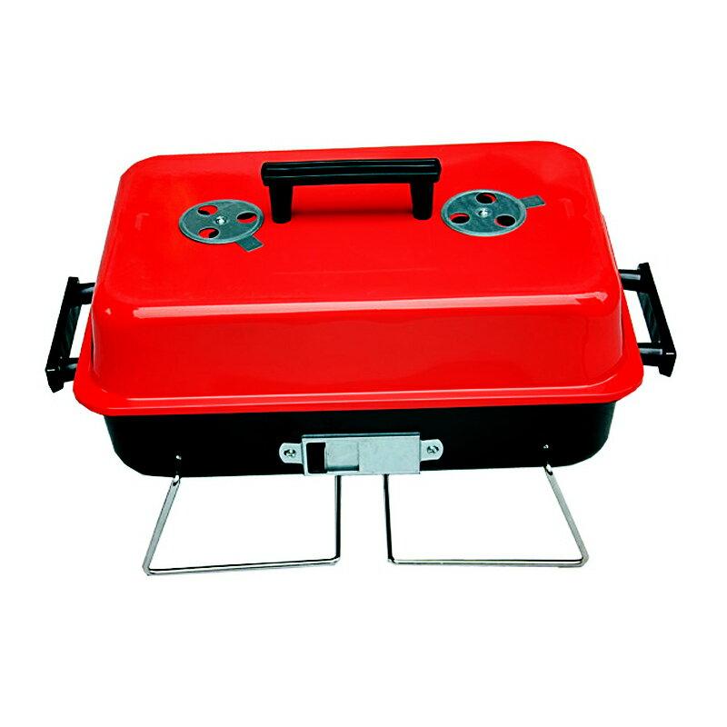 野外燒烤架 戶外便攜燒烤爐 家用木炭烤肉架子 燒烤工具 慶中元